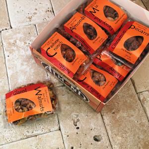 Popular Nut Sampler 10 Bags- 20 oz of Snacks!