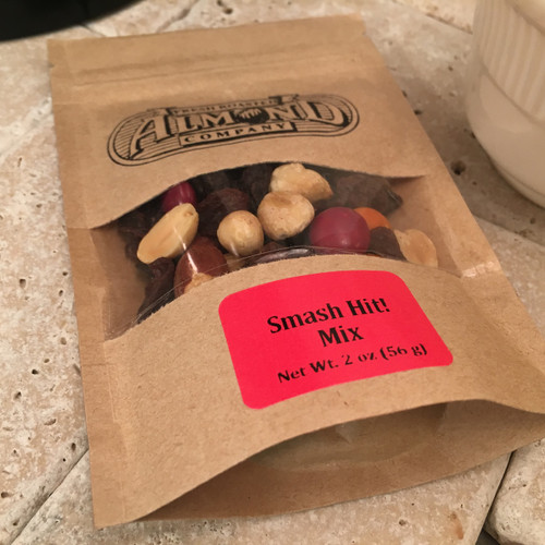 12 Bags  - Smash Hit Party Mix (2 oz. resealable bags)