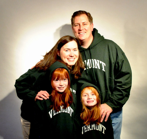 Kid's Vermont Hoodies