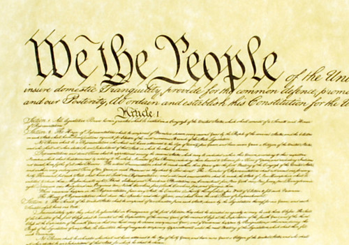 Constitution & Declaration of Independence