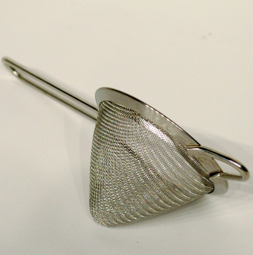 "Classic 8"" Stainless Tea Strainer"