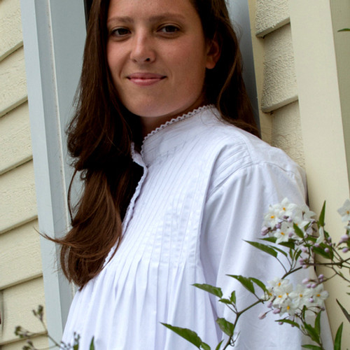 Full Length Cotton Nightgown