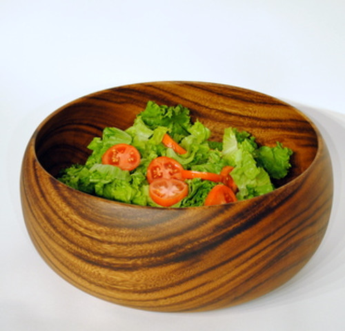 Solid Hardwood Salad bowl