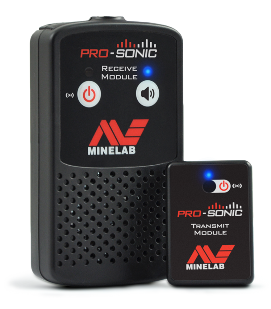 Minelab ProSonic Wireless Audio