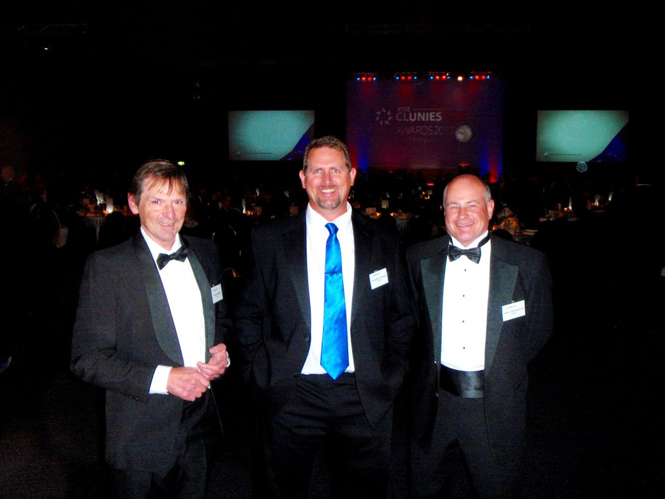 ATSE Clunies Ross Awards 2011
