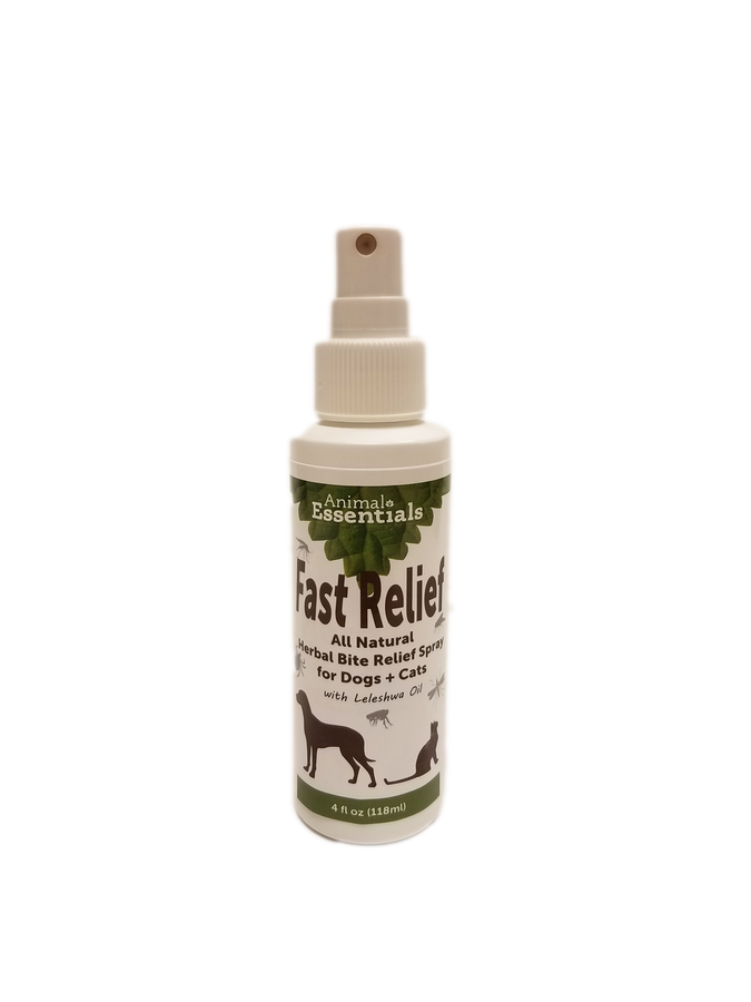 Fast Relief Herbal Bite Relief Spray