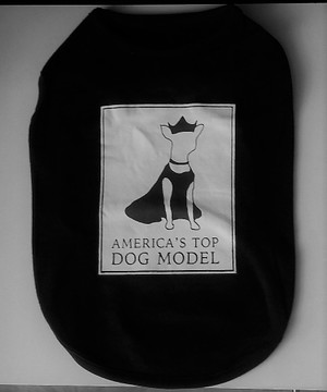 America's Top Dog Model T-shirt