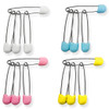 Adult Stainless Steel Locking Diaper Pins