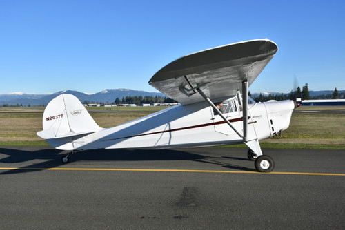 "SOLD - 1940 Aeronca 65-LA Chief ""Rudy"" (Jan 2018)"