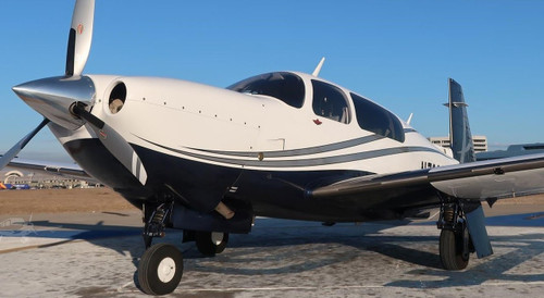 PURCHASED - 2008 Mooney M20TN Acclaim Type S (Mar 2018)