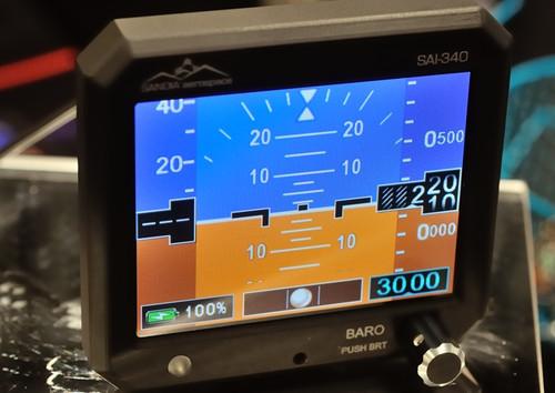 Sandia Aerospace SAI 340 Quattro Four-In-One