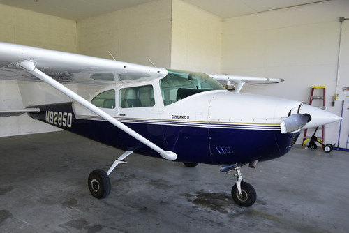 PURCHASED - 1970 Cessna 182N Skylane (May 2018)