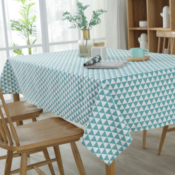 TABLE LINENS   Tablecloths   Polyester And Cotton Tablecloths   Enovaus