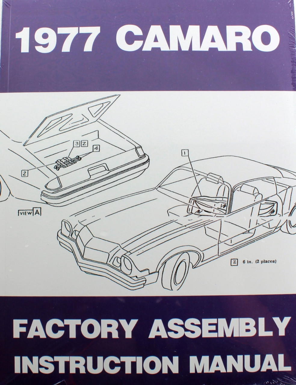 chevy 1977 manual