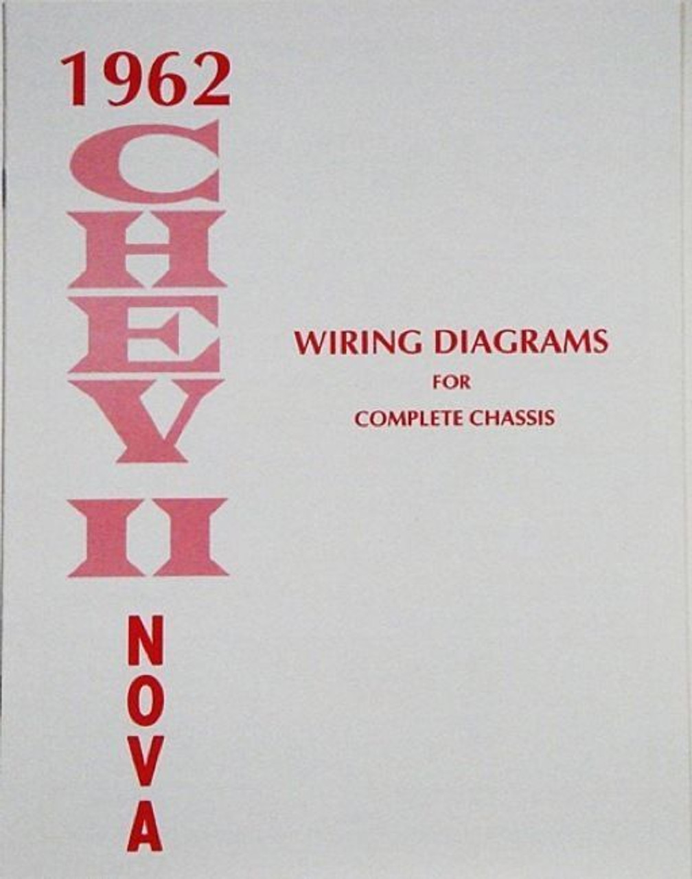 62 1962 chevy nova electrical wiring diagram manual i 5 classic chevy rh i5chevy com 1962 nova turn signal wiring diagram 71 Nova Wiring Diagram