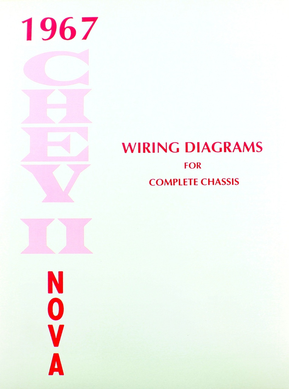 67 1967 Chevy Nova Electrical Wiring Diagram Manual I5 Classic Chevyrhi5chevy: 1967 Chevy Ii Wiring Diagram At Elf-jo.com