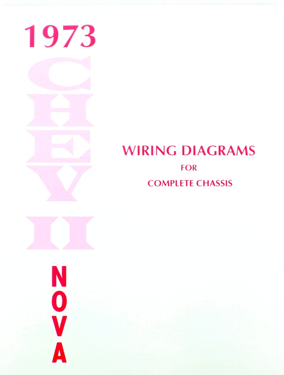 73 chevy nova electrical wiring diagram manual 1973 i 5 classic chevy rh i5chevy com Home Electrical Wiring Diagrams Air Conditioner Schematic Wiring Diagram