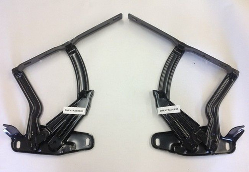 68 69 70 71 72 73 74 75 Chevy Nova Hood Hinges Regular & SS Hood Pair
