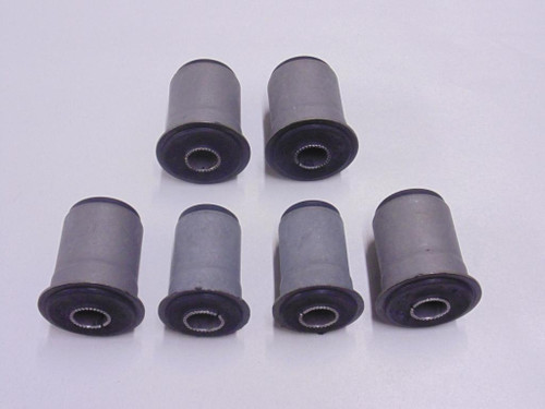 59 60 61 62 63 64 Chevy Impala Rear End Trailing Control Arm Rubber Bushing 6pc