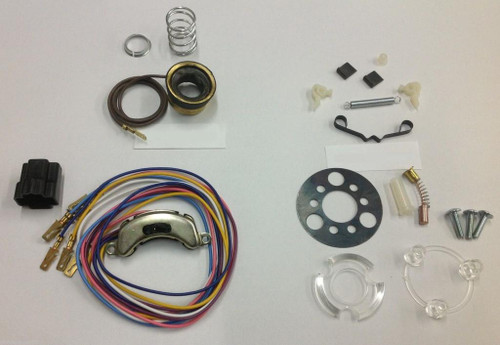 56 1956 Chevy Car New Steering Column Turn Signal & Horn Rebuild Kit