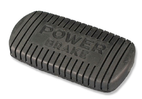 55 56 57 1955 1956 1957 CHEVY POWER BRAKE RUBBER PEDAL PAD