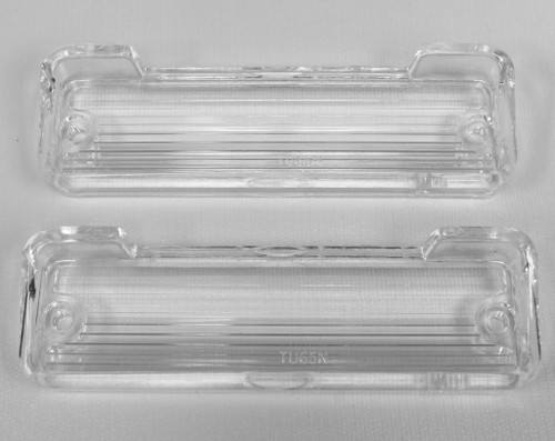 65 & 67 Chevy Chevelle Malibu El Camino Clear Back up Lenses Lens 1965 1967