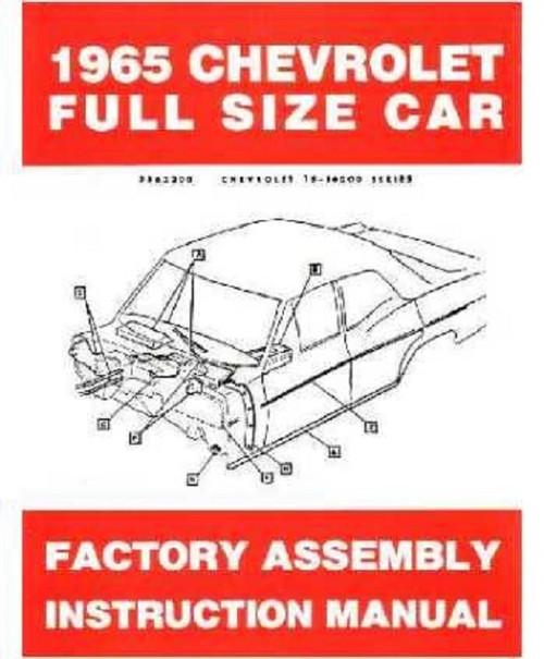 65 1965 Chevy Impala Electrical Wiring Diagram Manual I5 Rhi5chevy: 1965 Chevy Impala Wiring Diagram At Taesk.com