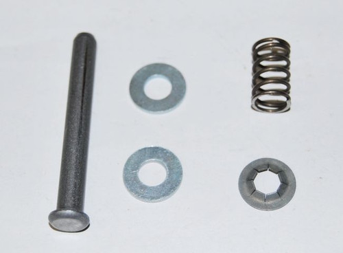 55 56 CHEVY HEATER CONTROL LEVER PIN & SPRING KIT