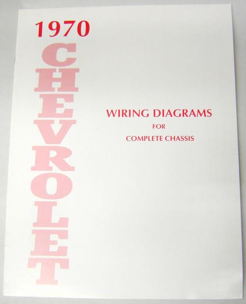 70 1970 chevy impala electrical wiring diagram manual i 5 classic rh i5chevy com  1970 chevrolet impala wiring diagram