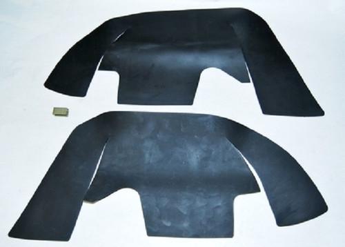 68 69 70 71 72 Chevelle & El Camino PLASTIC Inner Fender Dust Shields