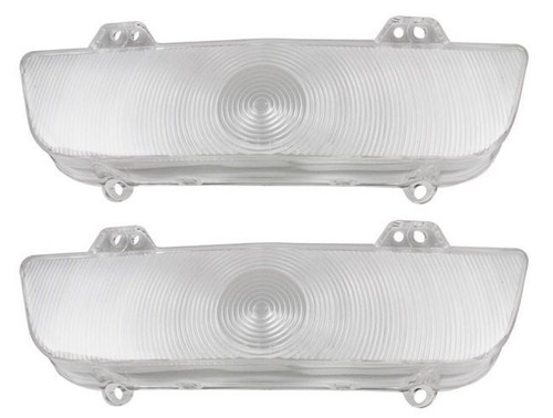 60 1960 CHEVY IMPALA TURN SIGNAL PARK LIGHT LENSES