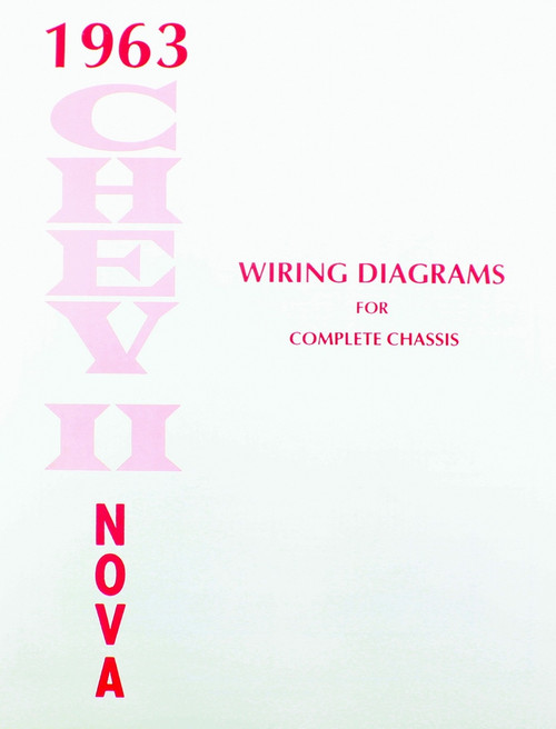 Dorable electrical manual pattern schematic diagram series circuit 63 1963 chevy nova electrical wiring diagram manual i 5 classic chevy swarovskicordoba Gallery