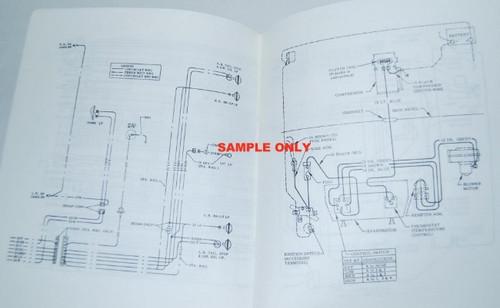 73 CHEVY NOVA ELECTRICAL WIRING DIAGRAM MANUAL 1973 I5 Classic - 1976 Chevy Nova Wiring Diagram