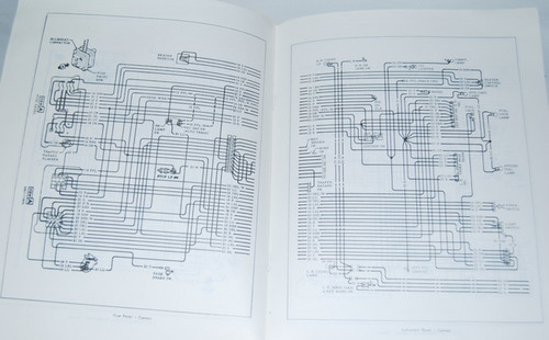 65 1965 CHEVY NOVA ELECTRICAL WIRING DIAGRAM MANUAL - I-5 ...