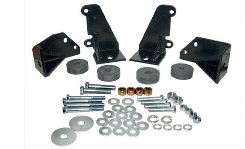 55 56 57 CHEVY TURBO 350 400 700R-4 TRANSMISSION SIDE MOUNT KIT