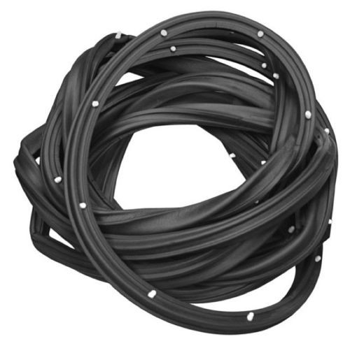 61 62 63 64 Chevy Bel Air Biscayne Impala SEDAN 2-Door Rubber Weatherstrip Seals  sc 1 st  I-5 Classic Chevy & 61 62 63 64 Chevy Bel Air Biscayne Impala SEDAN 2-Door Rubber ...