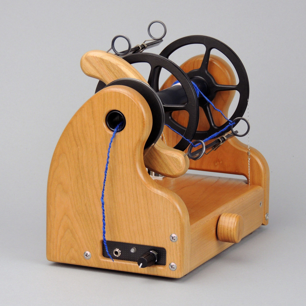 Beautiful Cherry HansenCrafts miniSpinner v2.