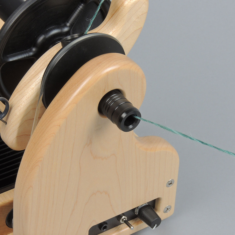 These stabilize your thread and prevent the thread from oscillating by bouncing around in an excessively large orifice.