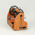 Classic miniSpinner w/ HansenCrafts Standard flyer - Lacewood