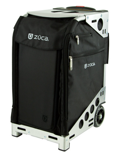ZÜCA Pro Travel Black/Silver