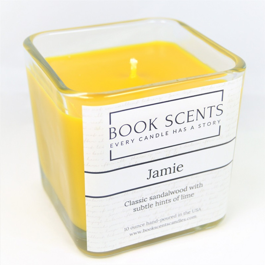 Jamie K. Scented Candle