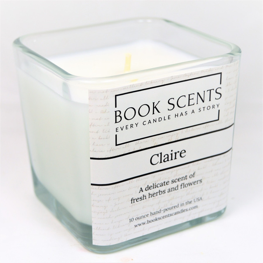 Claire Scented Candle