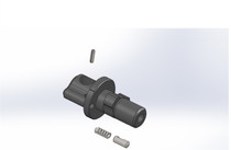 ARAK-21 7.62x39mm Gas Adjuster Knob