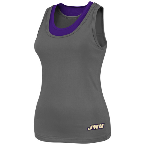 Breeze Sports Top (Charcoal)