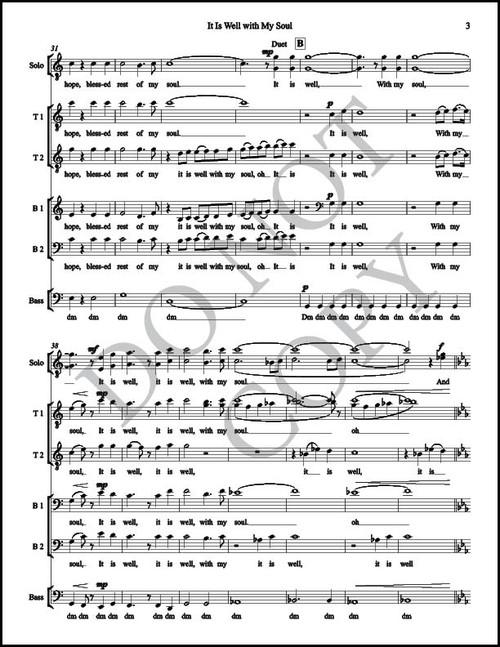 it is well sheet music - Denmar.impulsar.co