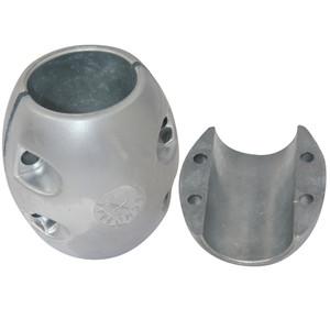 """Tecnoseal X16 Shaft Anode - Zinc - 3-3\/4"""" Shaft Diameter [X16]"""
