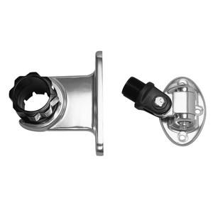 "Rupp Standard Antenna Mount Support w\/4-Way Base & 1.5"" Collar [PAK-0001]"