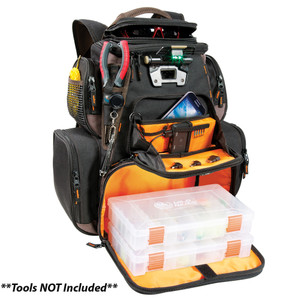 Wild River Tackle Tek Nomad XP - Lighted Backpack w\/ USB Charging System w\/2 PT3600 Trays [WT3605]