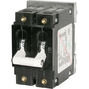 Blue Sea 7269 200A Double Pole Circuit Breaker [7269]