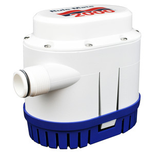 Rule Rule-Mate 2000 GPH Fully Automated Bilge Pump - 12V [RM2000A]